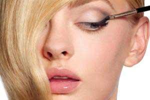 نحوه آرایش مدل های مختلف چشم