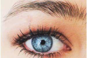 آموزش آرایش چشم قهوه ای تیره