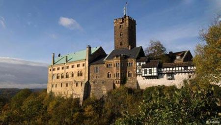 معرفی قلعه های زیبای آلمان