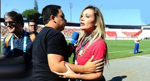 آیا کریس رونالدو با این خانم به نامزدش خیانت کرده