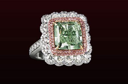 مدل جواهرات انگشتر و گوشواره