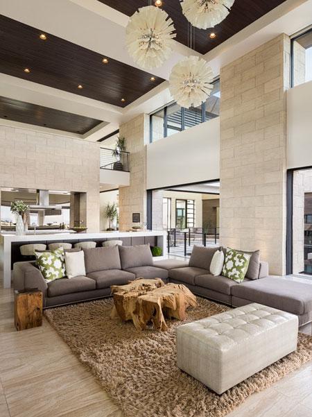 عکس های طراحی خانه های مدرن