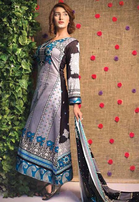 مدل لباس پاکستانی,لباس پاکستانی 2014