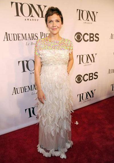مدل لباس زنان هالیوودی در مراسم تونی اواردز