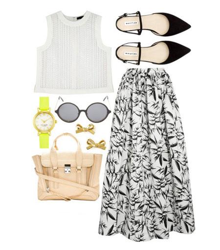 ست لباس با عینک,نحوه ست کردن لباس با عینک آفتابی
