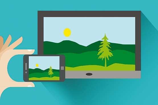 نحوه تماشای تلویزیون با گوشی موبایل