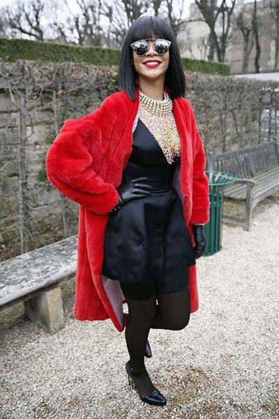 بهترین لباس های ریحانا,مدل لباس های Rihanna