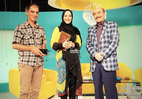 الهام حمیدی در برنامه شهر بارانم حمیدی (4)