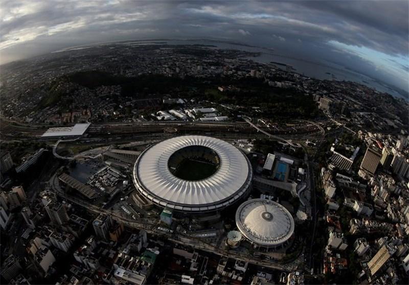عکس های مراسم اختتامیه جام جهانی 2014