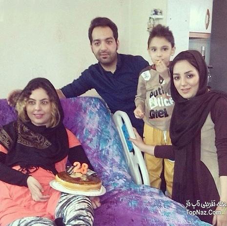 عکس های سولماز و احسان قبل از تصادف