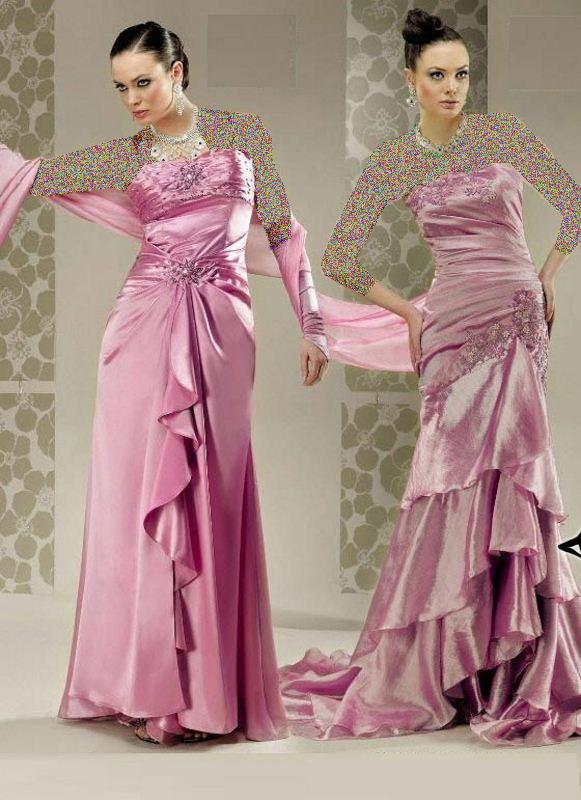 جدیدترین مدل لباس شب شیک