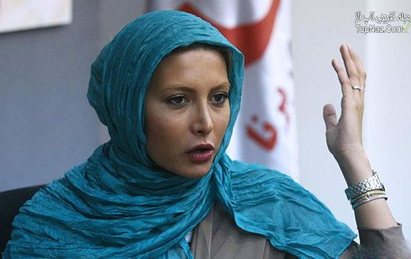 عکس های جدید فریبا نادری در خبرگزاری برنا