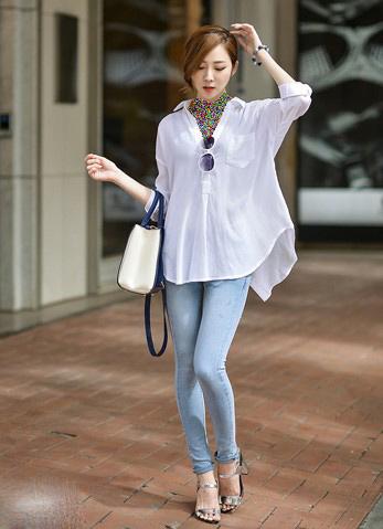 مدل پیراهن و بلوز دخترانه