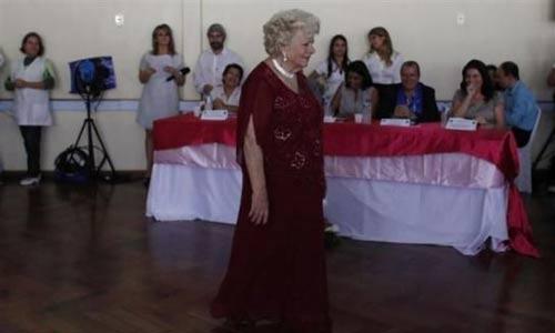 مراسم انتخاب زیباترین پیرزن دنیا برگزار شد