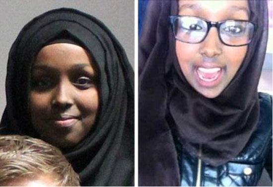 فرار دو خواهر دوقلو برای ازدواج با داعشی ها