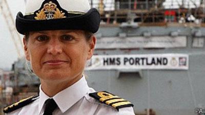 رابطه جنسی جنجالی افسر زن در بریتانیا