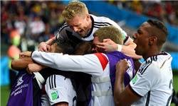 آلمان قهرمان جام جهانی 2014 برزیل شد