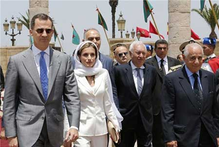اخبار,اخبار بین الملل ,ملکه اسپانیا
