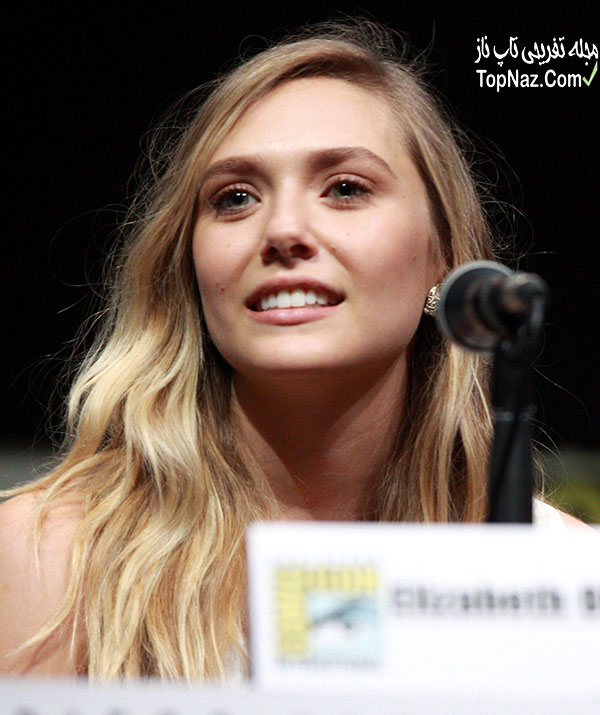 Elizabeth Olsen الیزابت اولسن