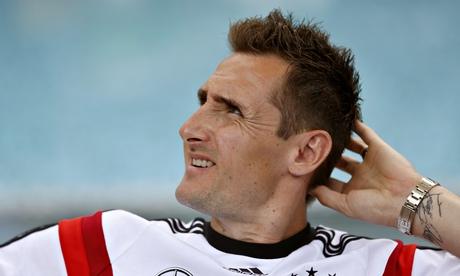 Miroslav Klose میرسلاو کلوزه