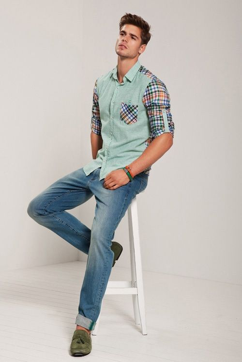 مدل های جدید لباس مردانه خارجی