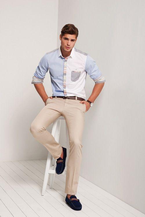 مدل لباس شیک مردانه خارجی