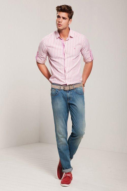 گالری مدل لباس مردانه خارجی