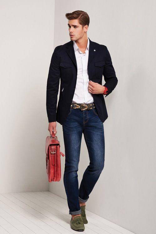 انواع مدل لباس مردانه خارجی