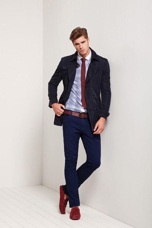 ژورنال مدل لباس مردانه خارجی