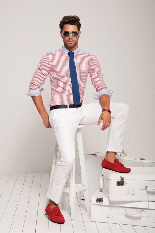 عکس مدل لباس مردانه خارجی