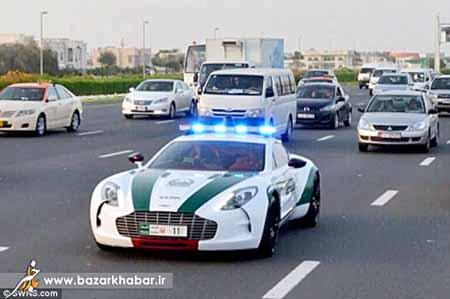 اخبار,اخبار گوناگون,گرانترین ماشین پلیس دنیا
