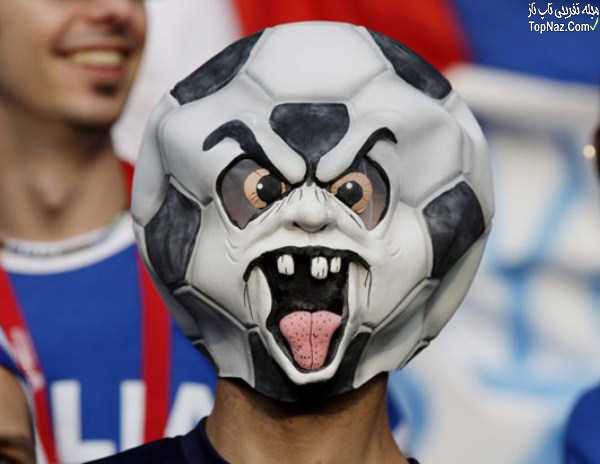 ع های دیدنی و خنده دار از تماشاچیان جام جهانی