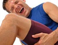 مشکل گرفتگی عضله بر اثر گرما