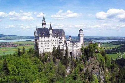 معرفی کاخ های سلطنتی اروپا