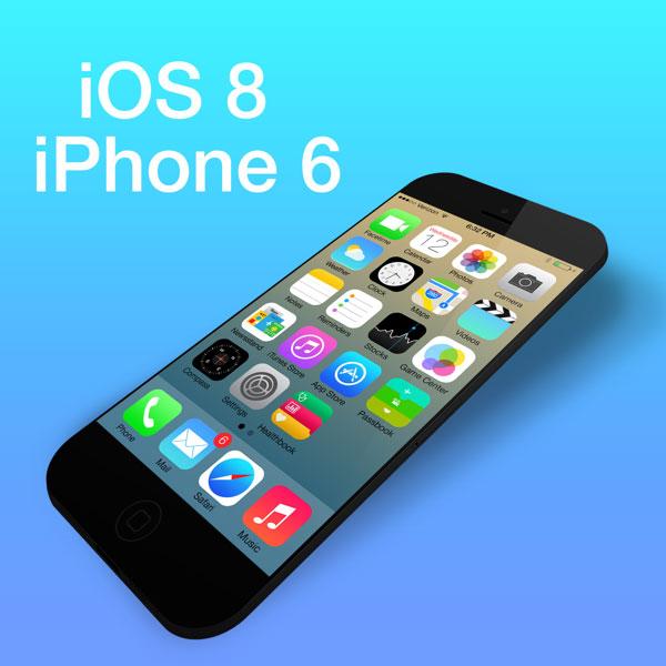 هشت قابلیت جدید IOS 8 اپل