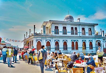 مکانهای تفریحی ترکیه,جاهای دیدنی ترکیه,گردشگری