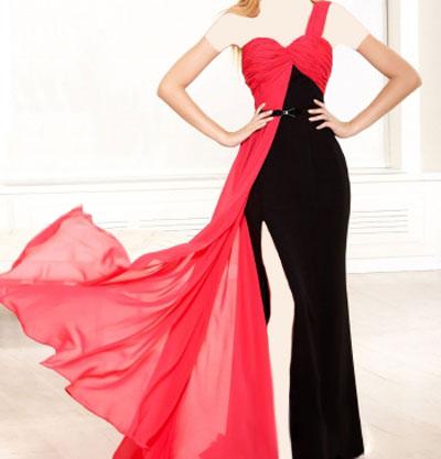 مدل لباس مجلسی 2014 زنانه