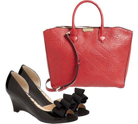 ست کردن کیف و کفش در تابستان