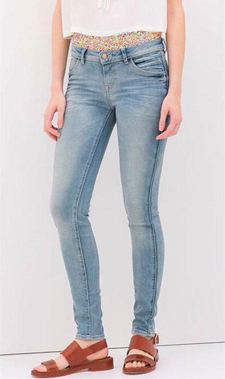مدل شلوار جین زنانه مارک Zara