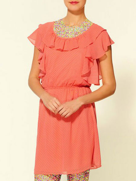 مدل پیراهن تابستانی, مدل پیراهن تابستانی Elle