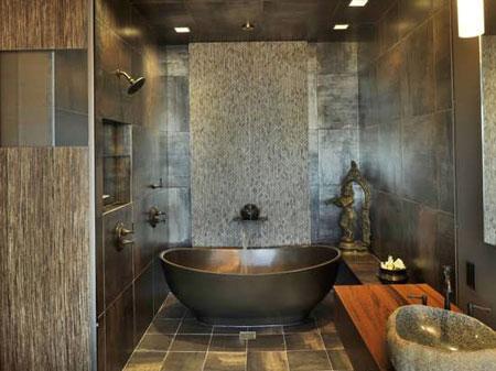 طراحی دکوراسیون حمام مدرن