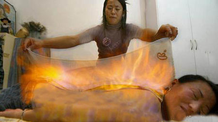 عجیب ترین شیوه های ماساژ درمانی در دنیا!