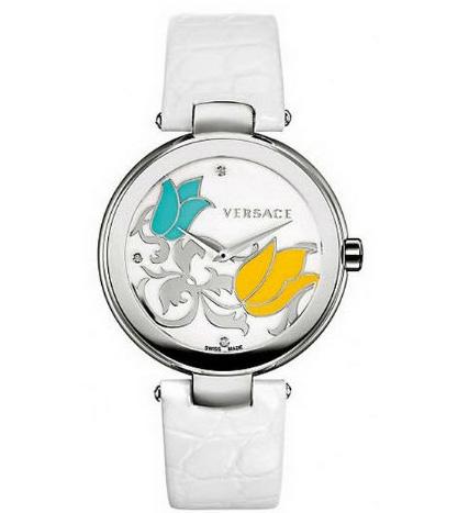 versace watches 1 جدیدترین مدل های ساعت مچی زنانه برند ورساچه