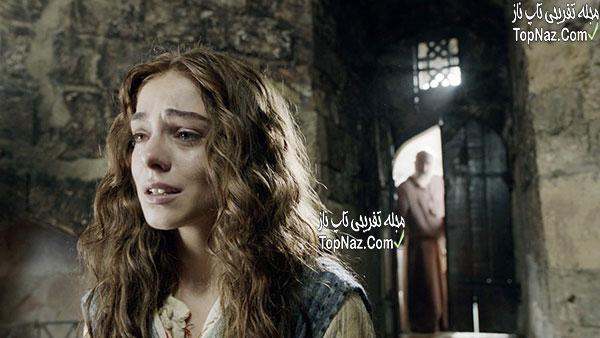 عکس های تاتیانا در سریال سعید و شورا