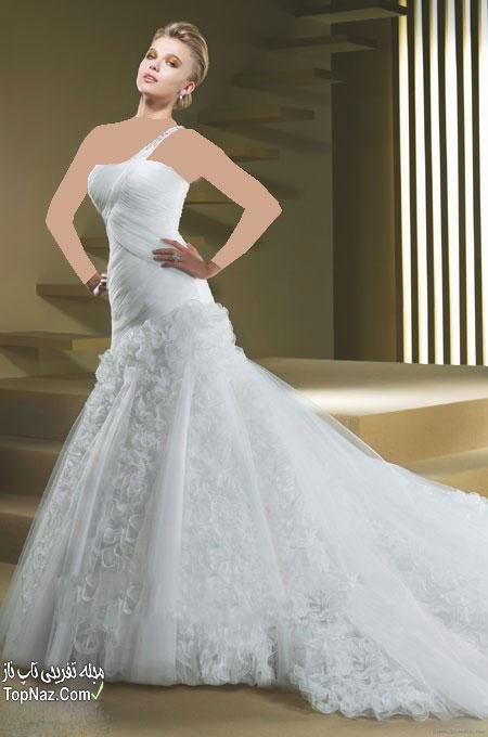 ,مدل لباس عروس پرنسسی جدید