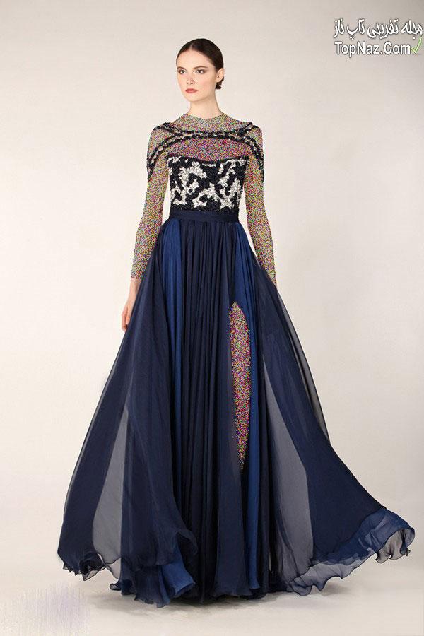 مدل لباس مجلسی دخترانه شیک ۲۰۱۵