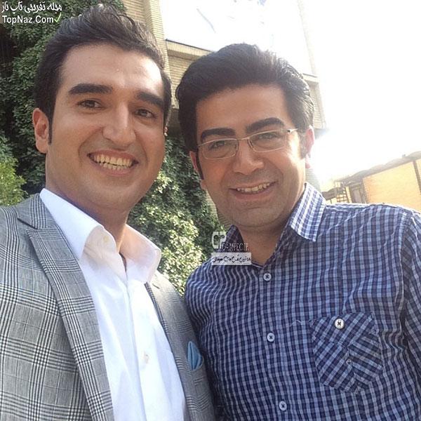فرزاد حسنی و محمد سلیمی