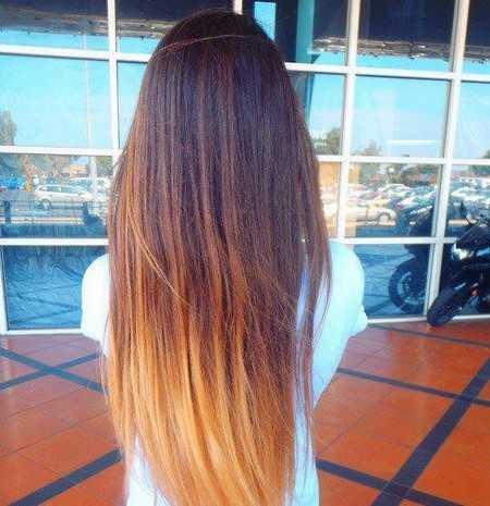 رنگ مو فانتزی صورتی بنفش