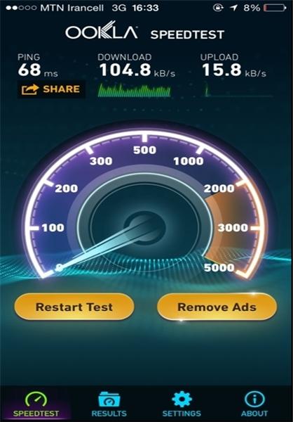 نحوه وصل شدن به اینترنت 3G ایرانسل