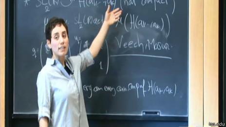 مریم میرزاخانی، ریاضیدان ایرانی برنده معتبرترین جایزه ریاضیات شد